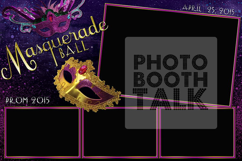 masquerade ball by ci creative photo booth talk. Black Bedroom Furniture Sets. Home Design Ideas