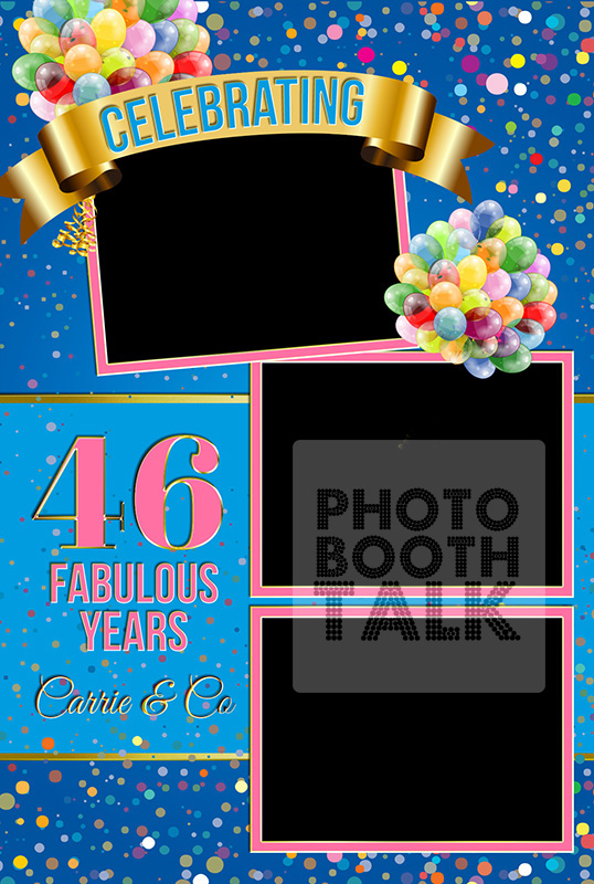 Celebrate Photo Booth Talk