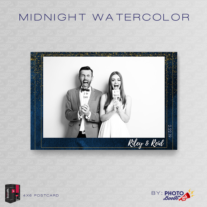 midnight watercolor for darkroom booth photo booth talk. Black Bedroom Furniture Sets. Home Design Ideas