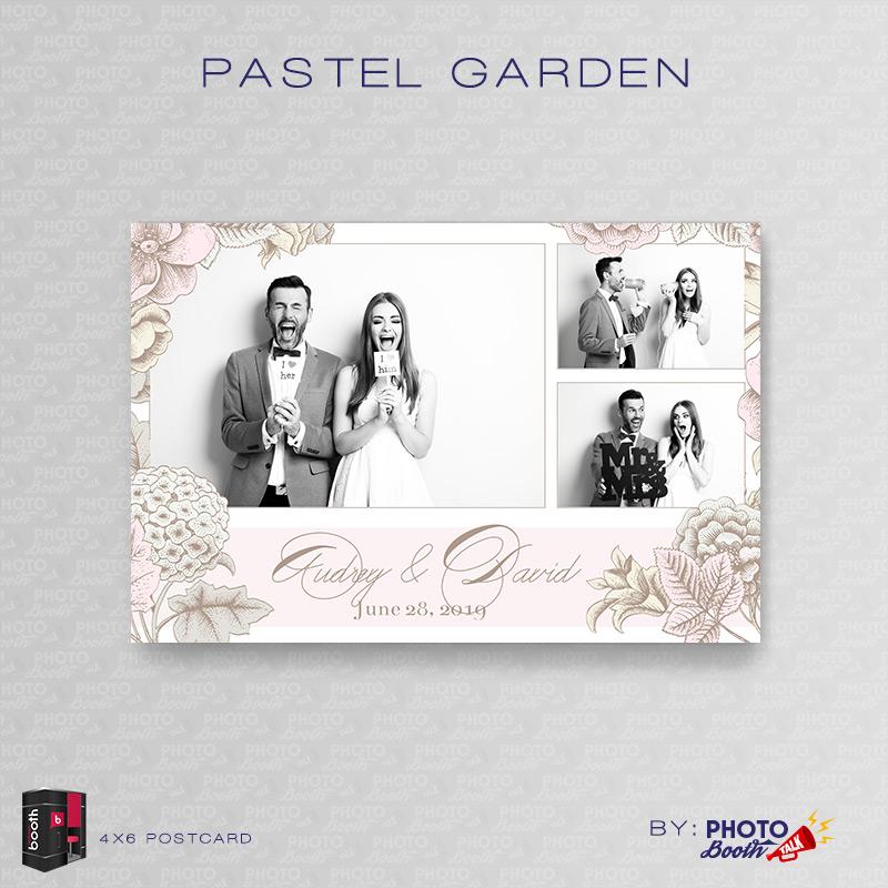 pastel garden for darkroom booth photo booth talk. Black Bedroom Furniture Sets. Home Design Ideas