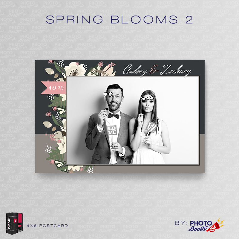 spring blooms 2 for darkroom booth photo booth talk. Black Bedroom Furniture Sets. Home Design Ideas