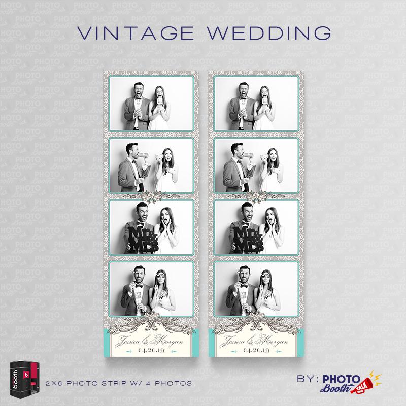Vintage Wedding – For Darkroom Booth | Photo Booth Talk