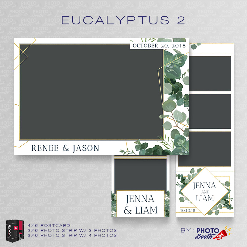 Darkroom Booth Templates | Eucalyptus 2 For Darkroom Booth Photo Booth Talk