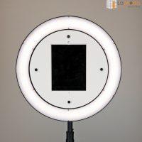 iPad Ring Light Photo Booth