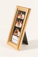 Gold Photo Strip Frame