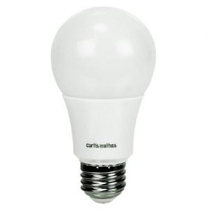 9 watt LED gives same light as a 60 watt incandescent bulb