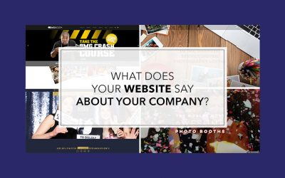 Stand out from the Photo Booth Crowd – Your Website